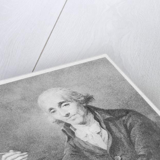 Jacques Mallet du Pan by James Heath