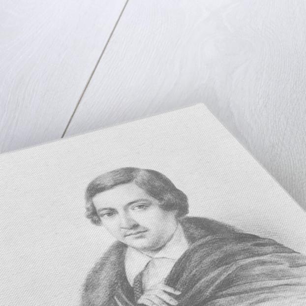 Ignacio Rodríguez Galván by French School