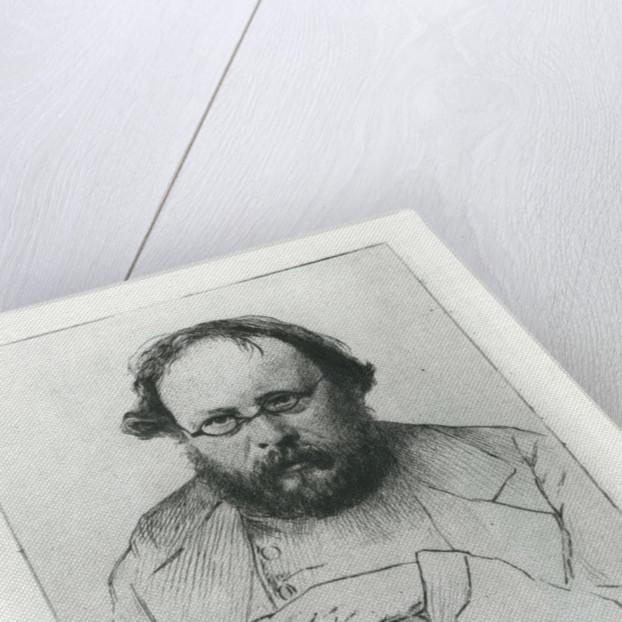 Pierre-Joseph Proudhon by Henri Lefort