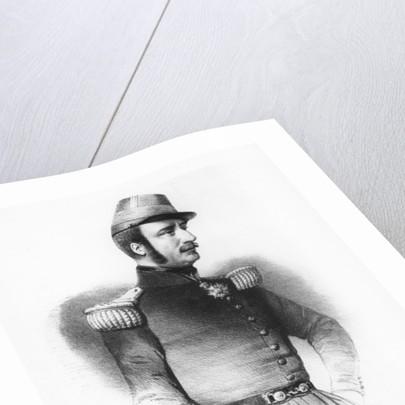 General Bedeau by Benjamin Roubaud