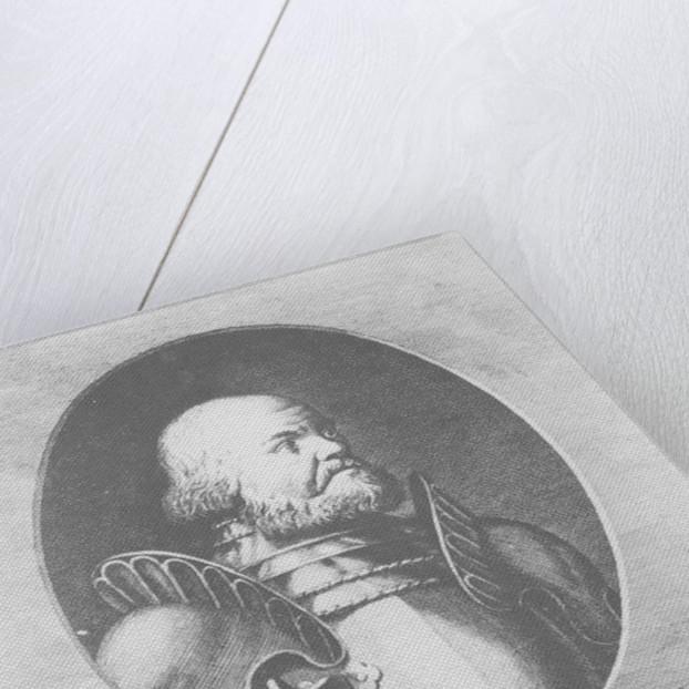 Götz von Berlichingen by German School