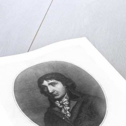 Jacques Nicolas Billaud-Varenne by Francois Bonneville