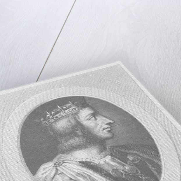 Louis XII, King of France by French School
