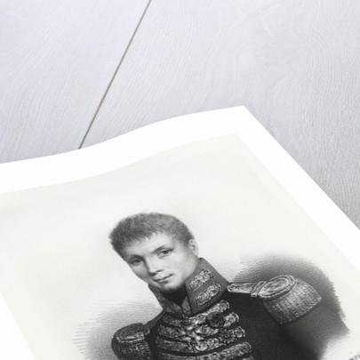 Lucas, Capitaine de Vaisseau by Antoine Maurin