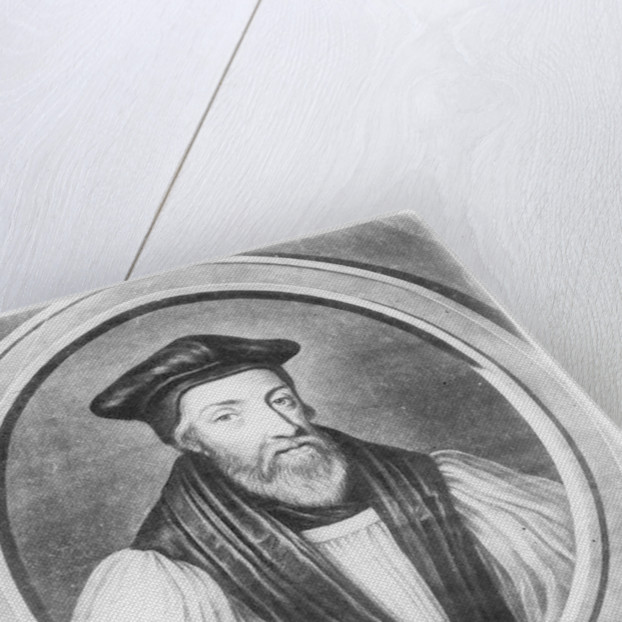 Hugh Latimer by French School