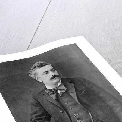 Portrait of Louis Andrieux by Ferdinand Mulnier