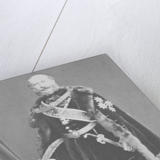 Count Rudolf Apponyi by French Photographer