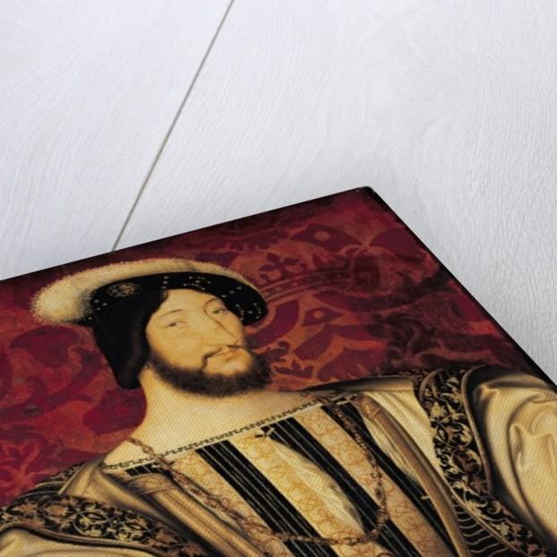 Francois I by Jean Clouet
