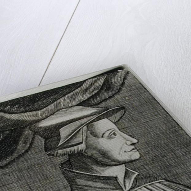 Huldrych Zwingli by French School