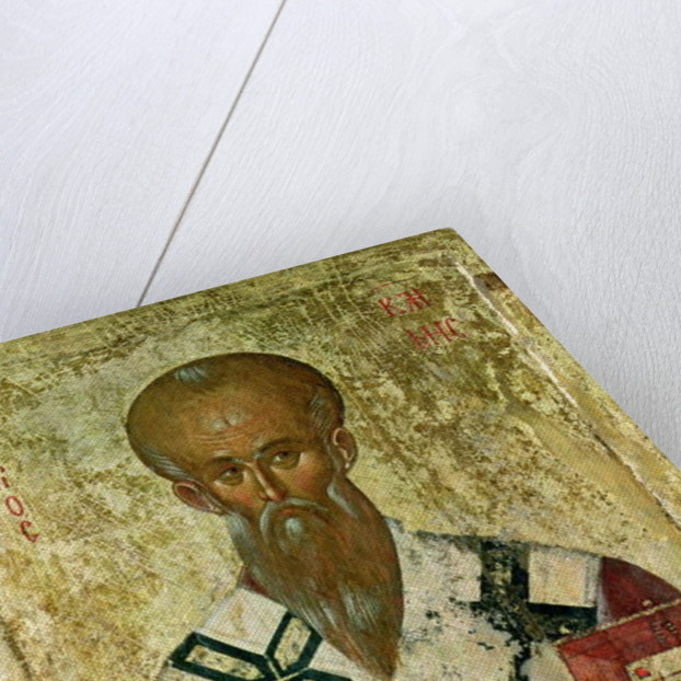 St. Clement by Byzantine
