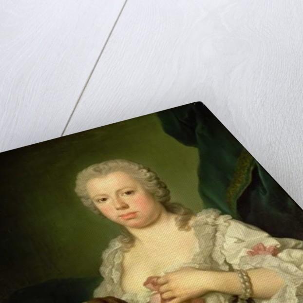 Maria-Barbara de Braganza by Jacopo Amigoni