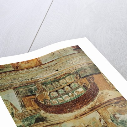 Noah's Ark During the Flood by French School