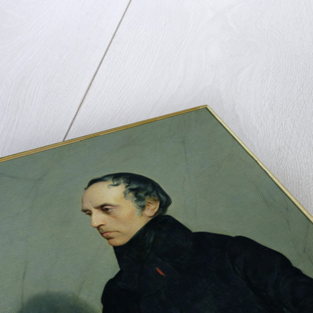 Francois Guizot by Jean or Jehan Georges Vibert