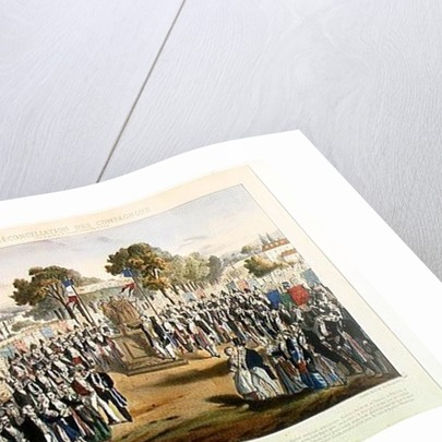 The Reconciliation of the Workers by French School