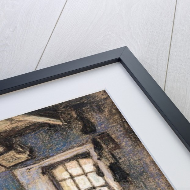 Domestic Interior, Wissant by Leon Augustin Lhermitte