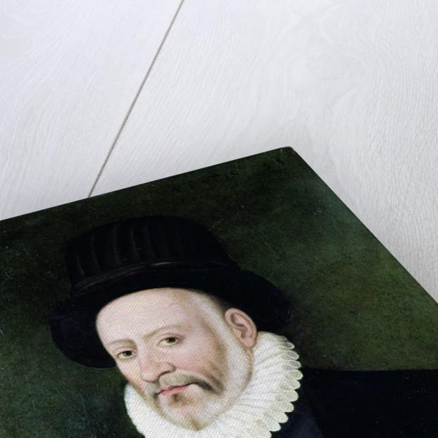 Michel Eyquem de Montaigne by Etienne Martellange