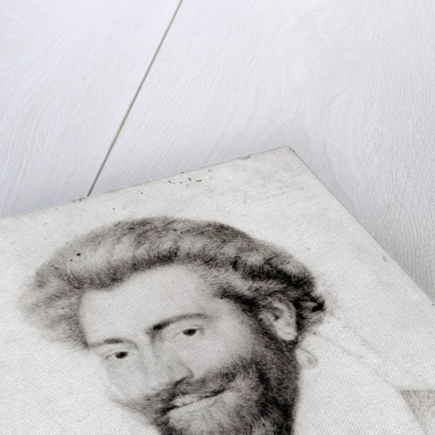 Portrait of a Bearded Man by or Dumoustier