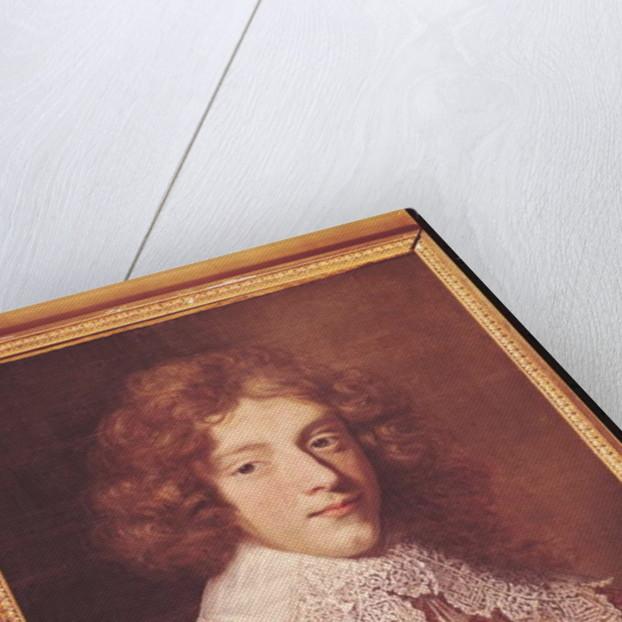 Portrait of Henri Coeffier de Ruze d'Effiat Marquis of Cinq-Mars by Le Nain Brothers