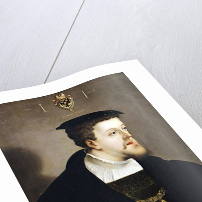 Charles V (1500-58) Holy Roman Emperor by Christoph Amberger