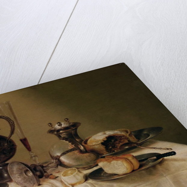 Still Life by Willem Claesz. Heda