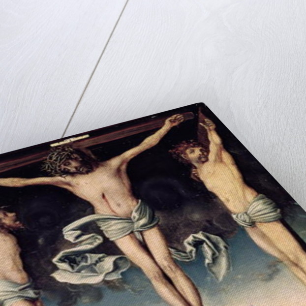 Christ on the Cross by Lucas