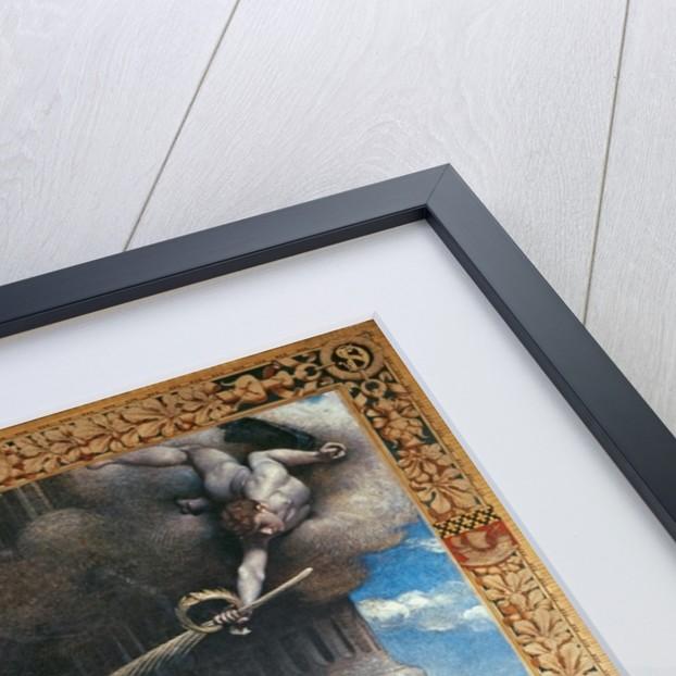 The Martyrdom of St. Denis by Leon Joseph Florentin Bonnat