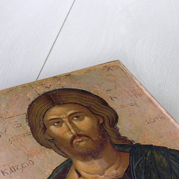 Christ the Redeemer, Source of Life by Byzantine