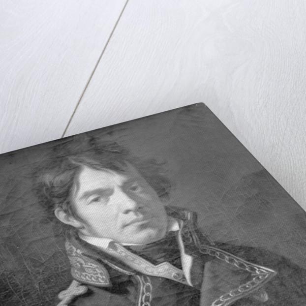 Baron Dominique Jean Larrey by Anne Louis Girodet de Roucy-Trioson