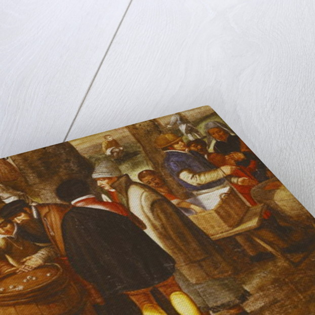 Flemish Fair by Maerten van Cleve