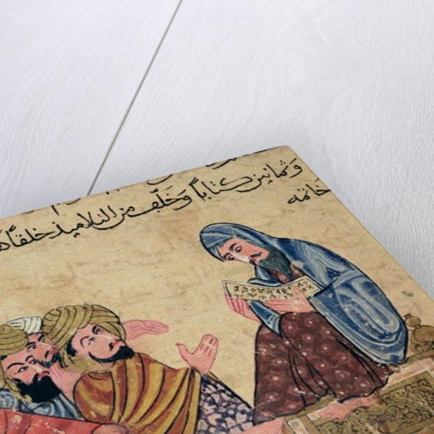 MS Ahmed III 3206 The Philosopher by Turkish School