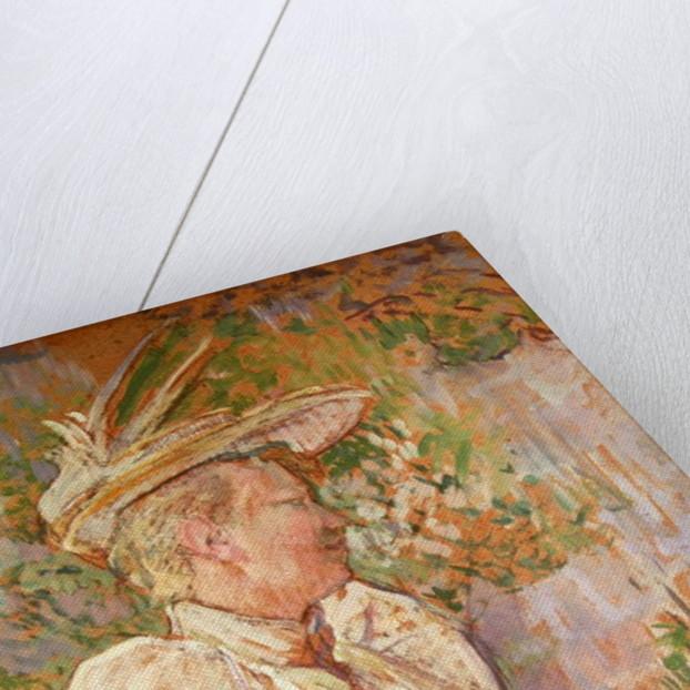 Gabrielle the Dancer by Henri de Toulouse-Lautrec