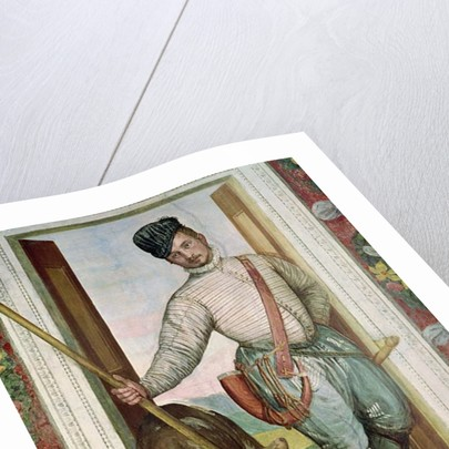 Self Portrait in Hunting Costume by Veronese