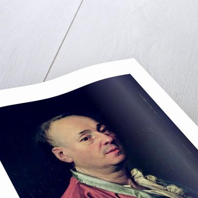 Denis Diderot by Dmitri Grigor'evich Levitsky