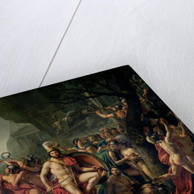 Leonidas at Thermopylae by Jacques Louis David