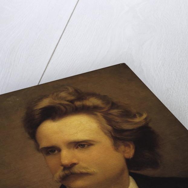 Edvard Hagerup Grieg by Italian School