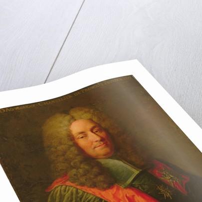 Henri-Francois d'Aguesseau by Robert Tournieres