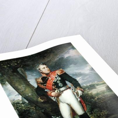 Charles-Andre Count Pozzo di Borgo by Francois Pascal Simon