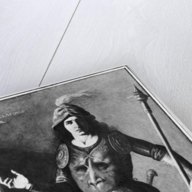 Alvar Velazquez de Lara by Francisco de Zurbaran