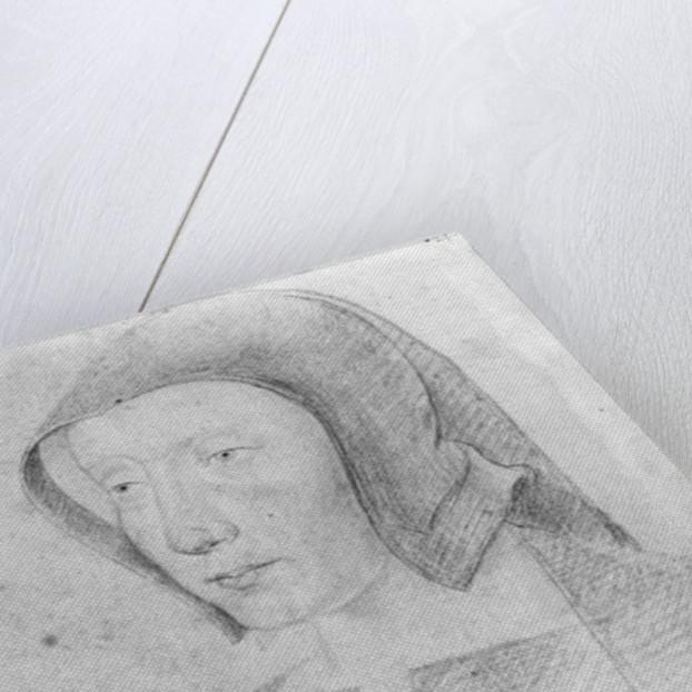 Louise de Savoie by Jean Clouet