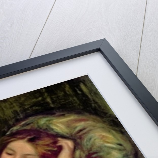 Large Nude by Pierre Auguste Renoir