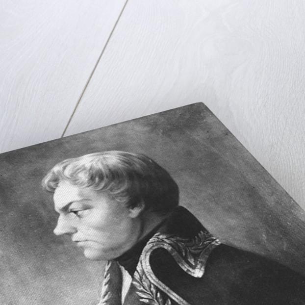 Francisco de Miranda by Spanish School