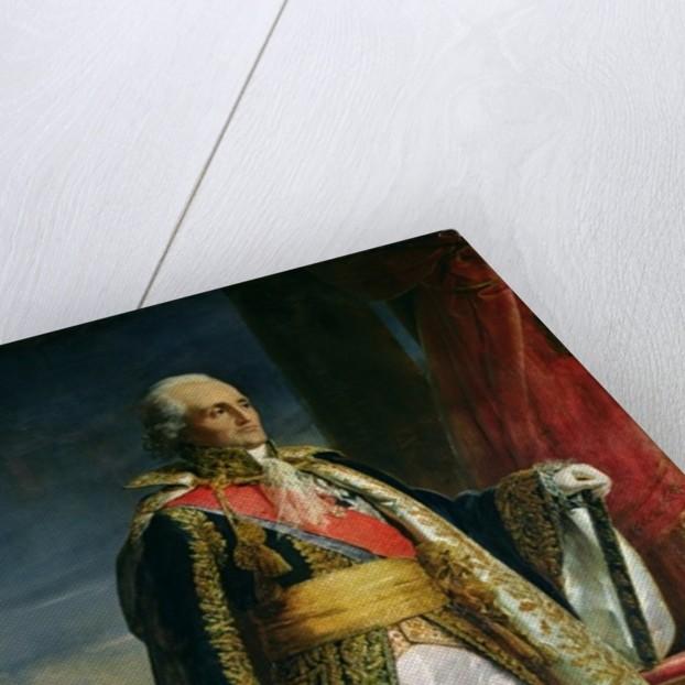 Bon Adrien Jeannot de Moncey Duc de Conegliano by Jacques Luc Barbier-Walbonne