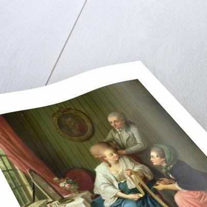 The Ribbon Seller by Sigmund Freudenberger