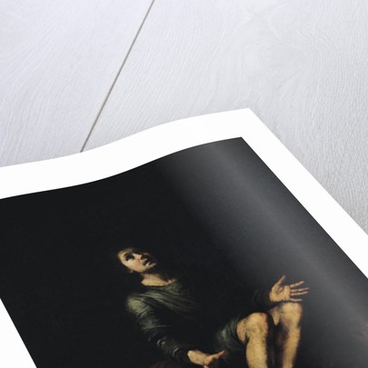 Daniel in the Lions' Den by Bartolome Esteban Murillo