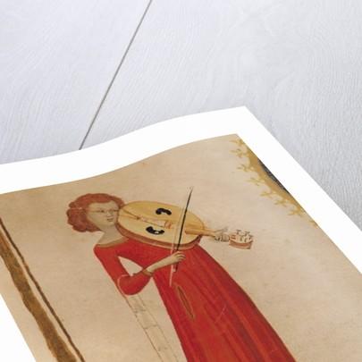 A Musician by Italian School