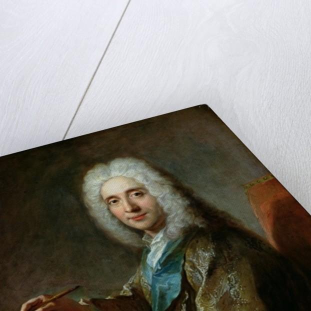 Jean de Jullienne by Francois de Troy