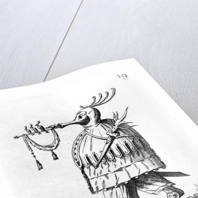 A Monster by Claude Nicolas Malapeau