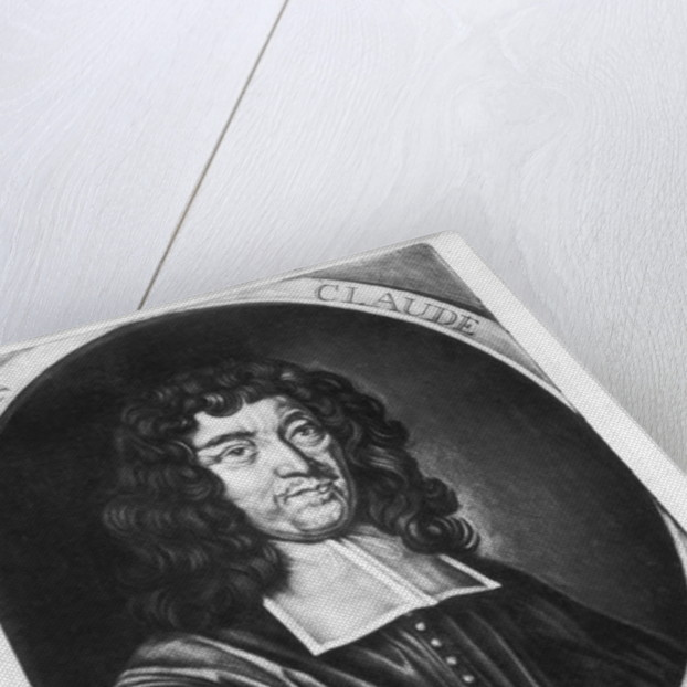Portrait of Jean Claude by French School