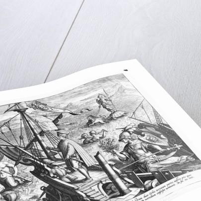 Amerigo Vespucci by Jan van der Straet