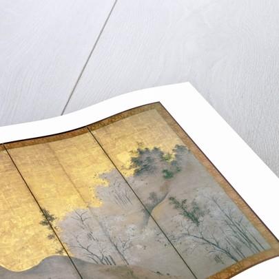 Spring Landscape by Linkoku